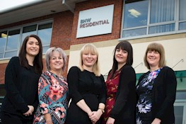 New appointments to the BHW Residential team